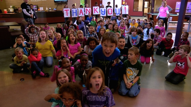 • 30 Days of Thanks: Thank you from the Club members at the Boys & Girls Club of Appleton