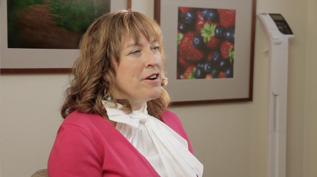 • ThedaCare Health Coach Kathy Brown-Miner